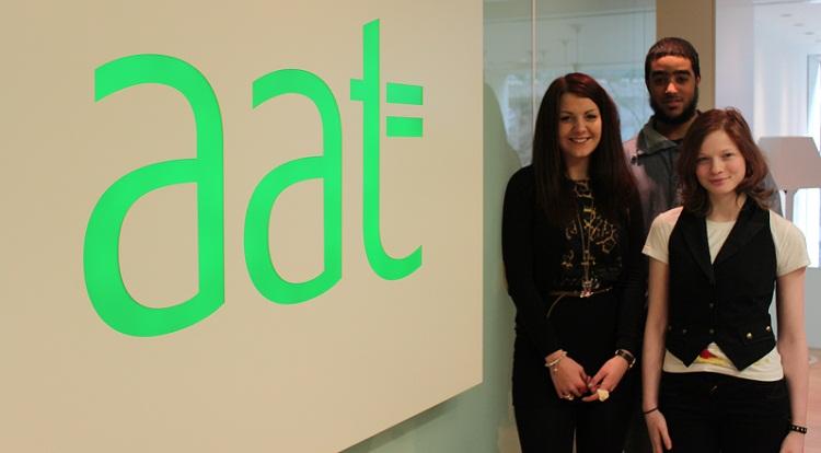 AAT apprentices