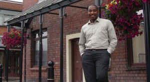 Student Emmanuel Gatete left Rwanda to study accountancy with AAT three years ago