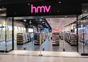 HMV, which went into administration this week