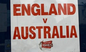 The Ashes 2013 begin today in Nottingham