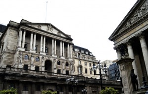 Mark Carney announced that the Bank of England will not consider raising interest rates until unemployment declines to 7%