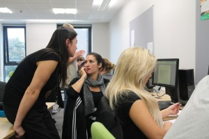 The clinic sees AAT students offer local businesses accounting services for free to gain work experience