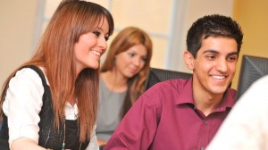 AAT's branch events are a good opportunity for students to gain knowledge and network