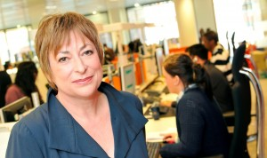 Jane Scott Paul, who retires next month after 27 years at AAT