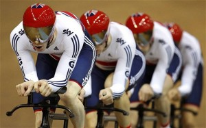 The British track cycling team's appliance of science has bought it untold success