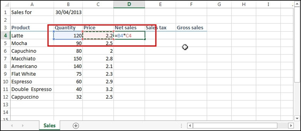 how to use microsoft excel formulas