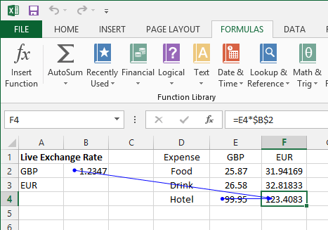 how to drag and continue numbers in excel