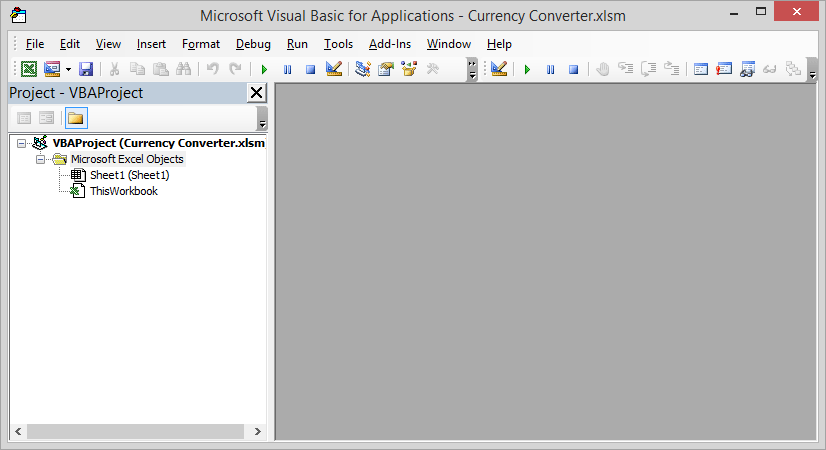 Currency Conversion in Excel - AAT Comment