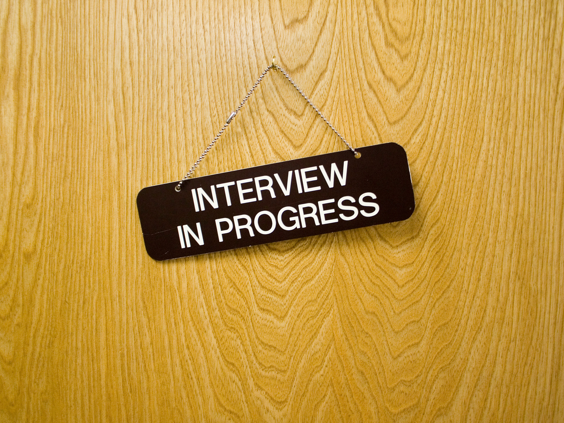 What your interviewer wants to know, but can't tell you - AAT Comment