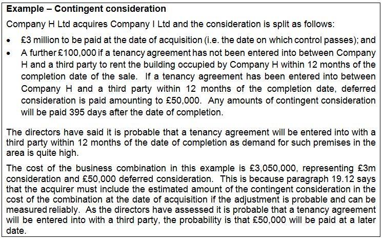 4 contingent consideration