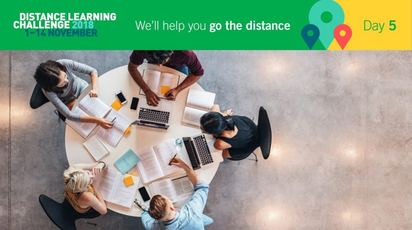 Distance Learning Nov 2018